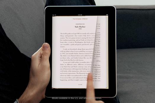 iPad iBook