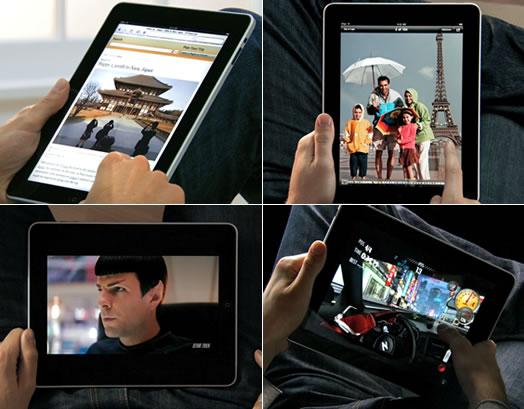 iPad 利用シーン