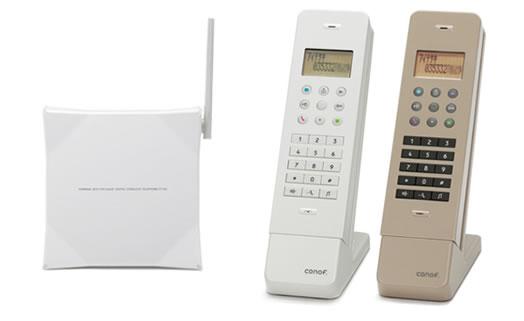 conof. コードレスフォン 電話