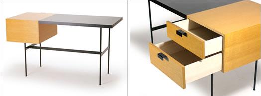 F031 Petit Desk Detail