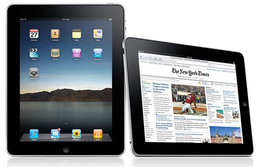 iPad main photo